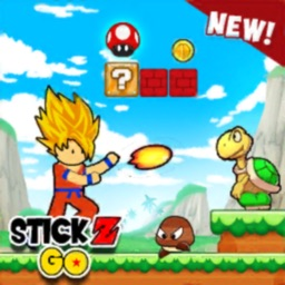 Stick Z Go : Super Jump N Run