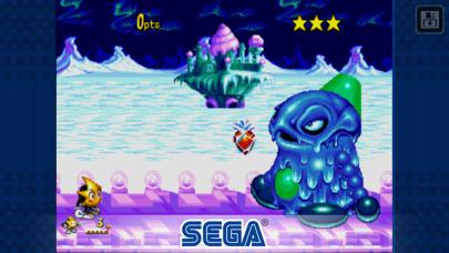 Screenshot from Ristar Classic