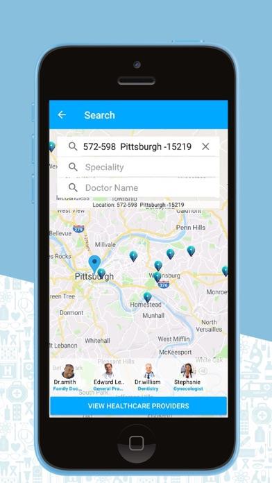 HealthxApp screenshot 7