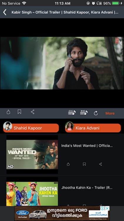 BollyHits: Hindi Videos 2019 screenshot-6