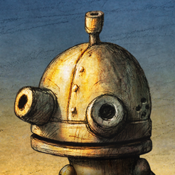 ‎Machinarium