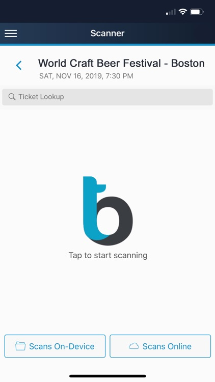 Big Tickets Eventpro screenshot-5