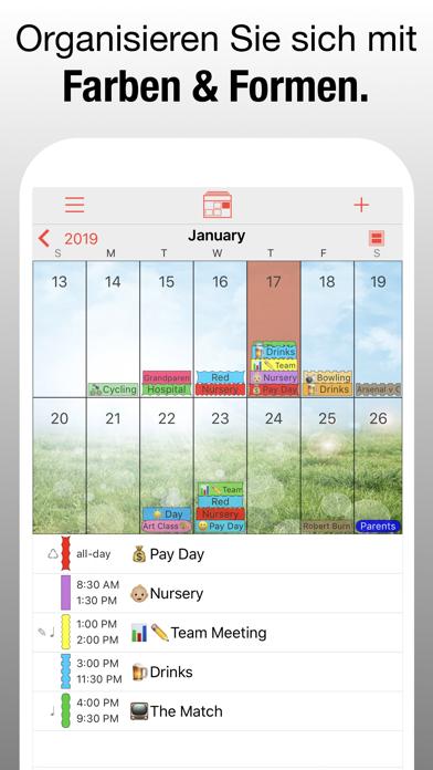 Kalender PocketLifeScreenshot von 4