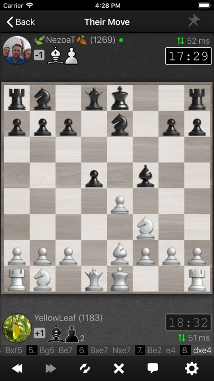 Chess - SocialChess screenshot-0