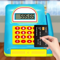 Grocery Kids Cash Register
