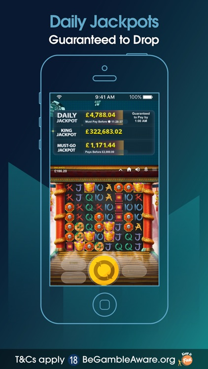 Grosvenor Casino Online Games screenshot-3