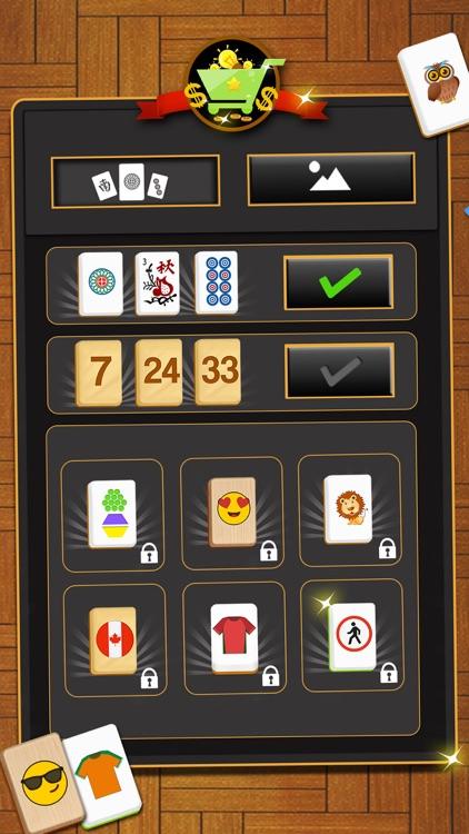 Mahjong BIG - Deluxe game screenshot-7