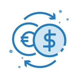 Online exchange rate