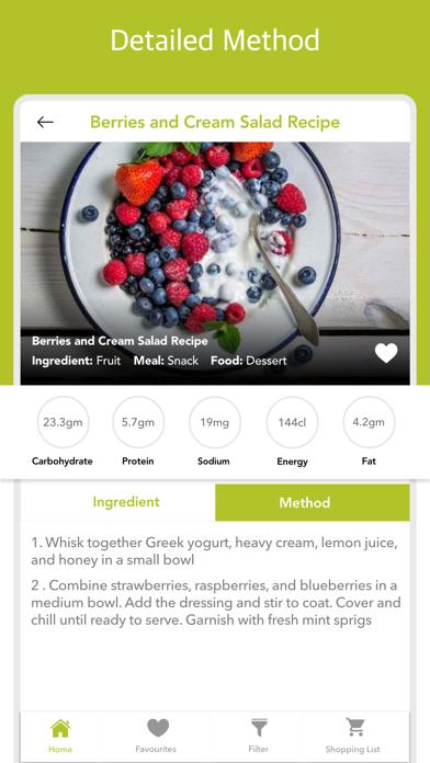 Salad Recipes - Lettuce Eats screenshot three