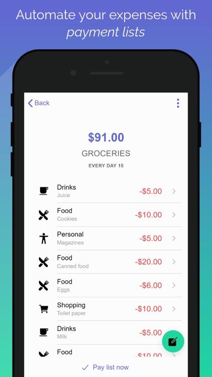 Easy Finances screenshot-5