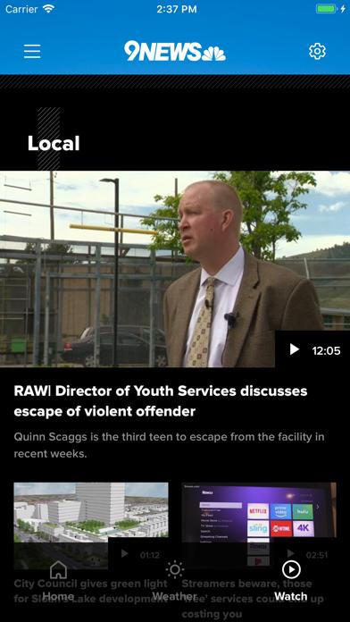 Denver News from 9News - Revenue & Download estimates - Apple App