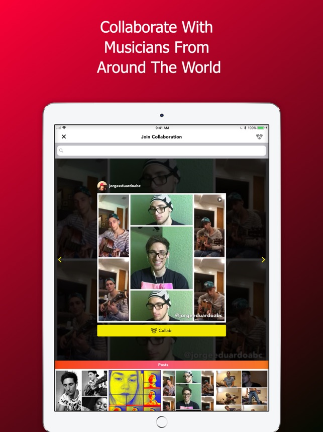 Acapella from PicPlayPost on the App Store