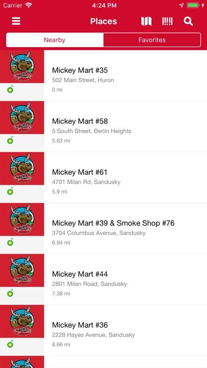 Mickey Mart screenshot-5