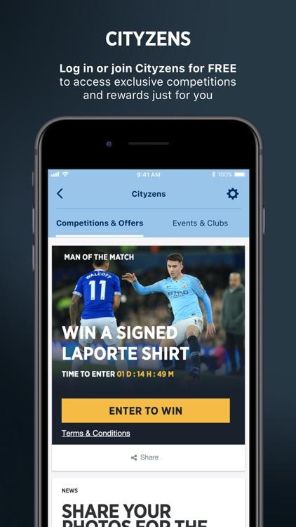 Manchester City Official App screenshot-6