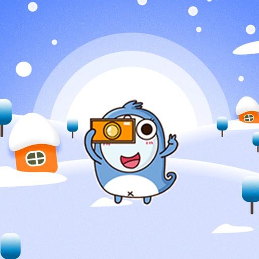 Blue Little Seal