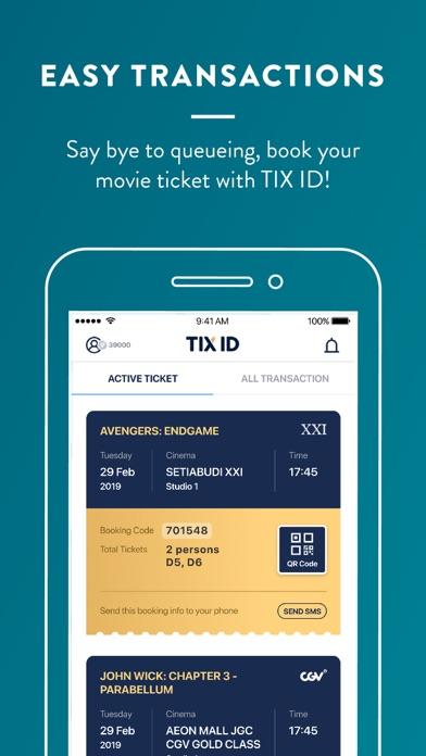 Unduh TIX ID pada Pc