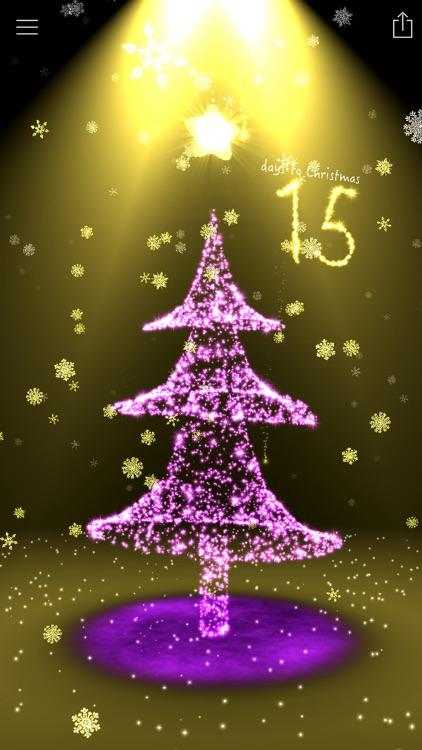Christmas Countdown 3D Tree screenshot-4