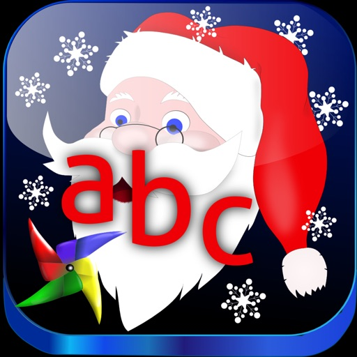 Xmas Games Learn ABC for kids