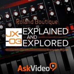 JX-03 Explored Course by AV