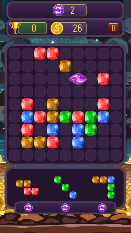 Gems Elixir- Block Puzzle Game