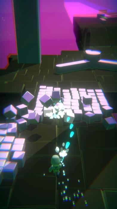 Radiation Runner screenshot 2
