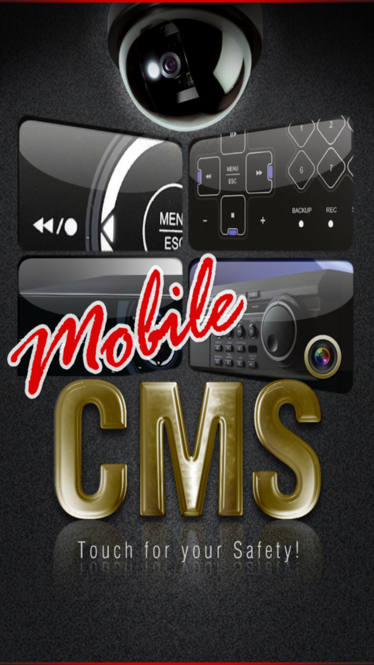 Mobile CMS Pro Screenshot