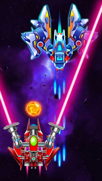 Galaxy Attack: Alien Shooter screenshot-7
