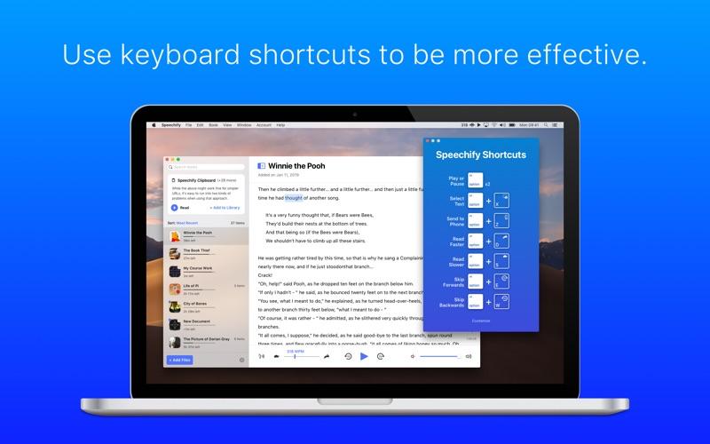 Speechify Screenshot