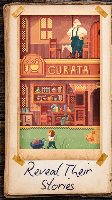 Photographs - Puzzle Stories screenshot 1
