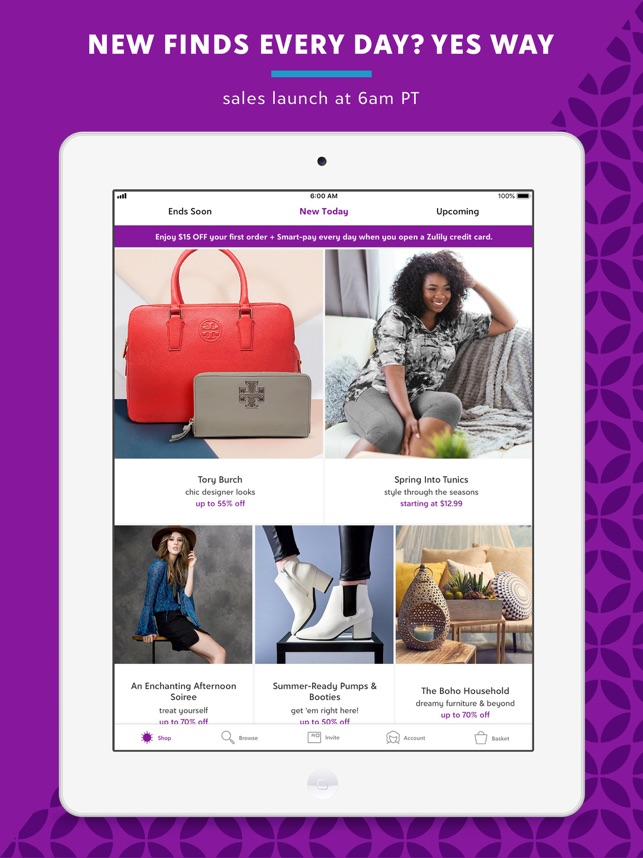 df2026eee  Zulily on the App Store