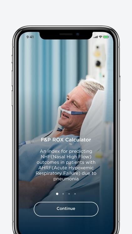 F&P ROX Calculator