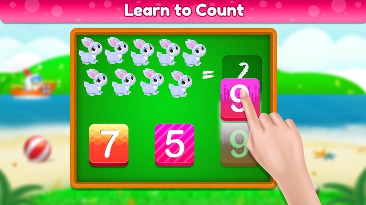 Kids Easy Math Learning Game screenshot-6