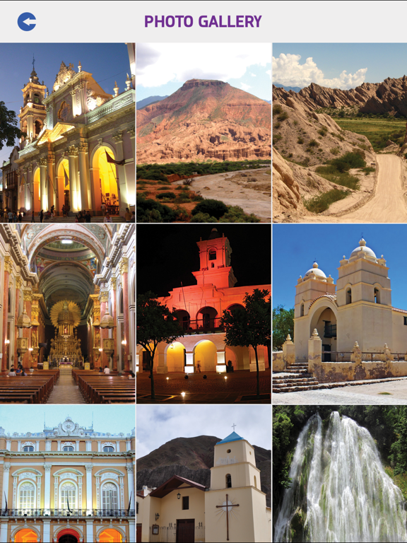 Salta Tourism Guide screenshot 9