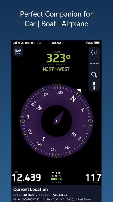 my Compass - Powerful & Quickのおすすめ画像1