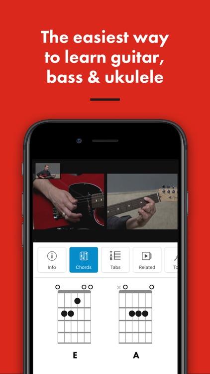 Guitar Lessons | Fender Play screenshot-0