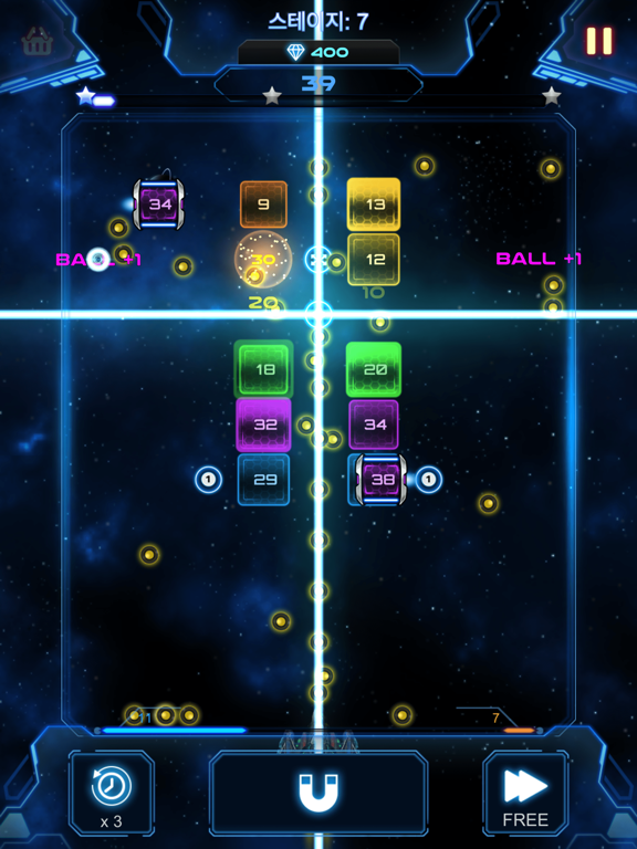 Bricks Breaker Galaxy Shooter screenshot 10
