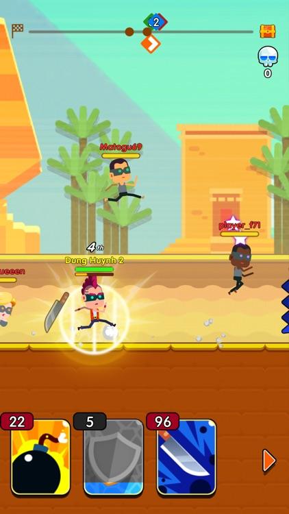 Battle Run! screenshot-5