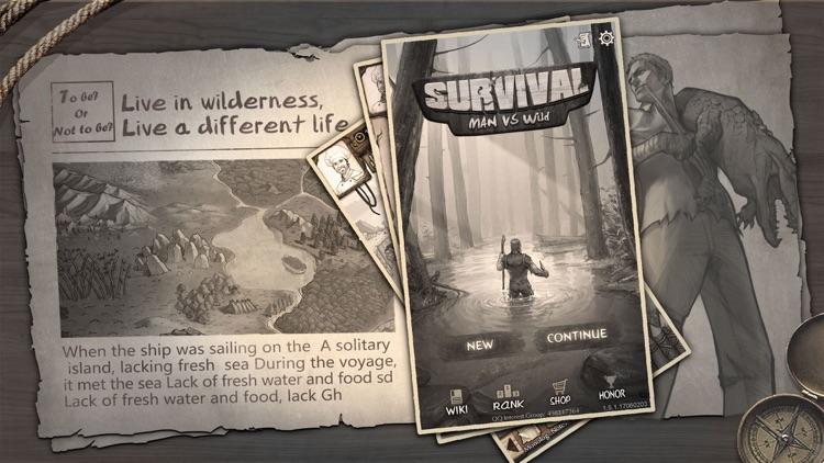 Survival: Man vs. Wild