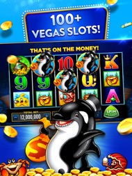 Heart of Vegas – Slots Casino ipad images