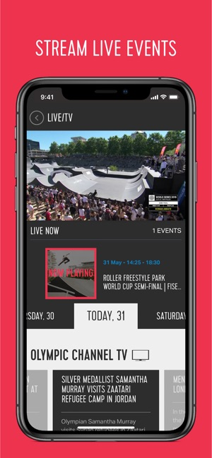 Olympic Channel on the App Store
