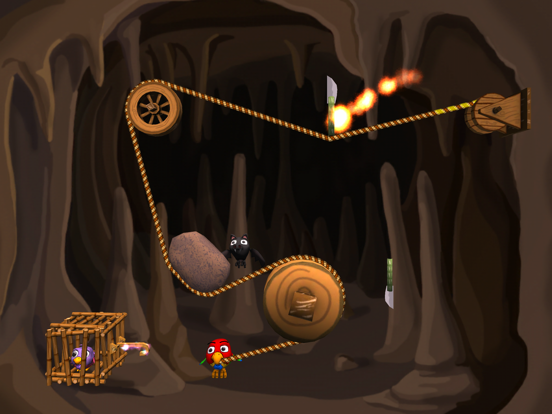 Rope Rescue - GameClub screenshot 10
