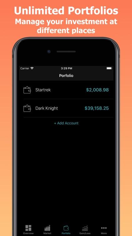 CoinPrice - Crypto Market screenshot-6