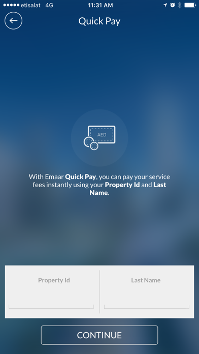 Emaar e-Service by Emaar Technologies (iOS, United States