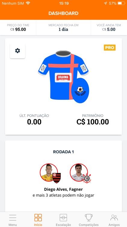 Cartola FC Oficial