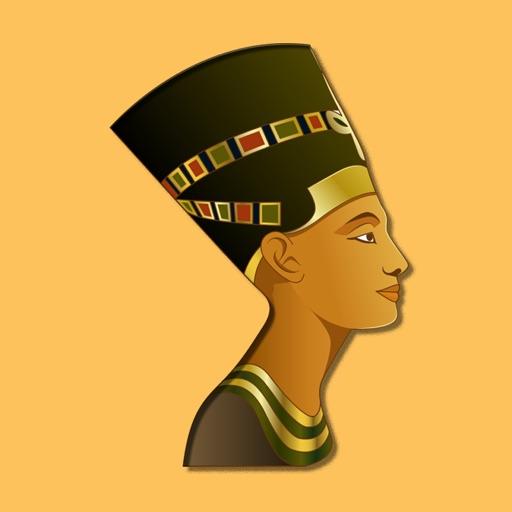 Egypt Mystery Pyramid Stickers