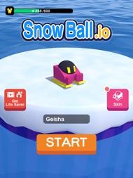 Snowball.io™ ipad images