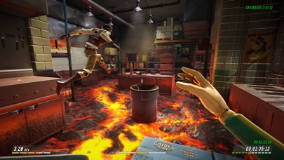 Hot Lava screenshot 1