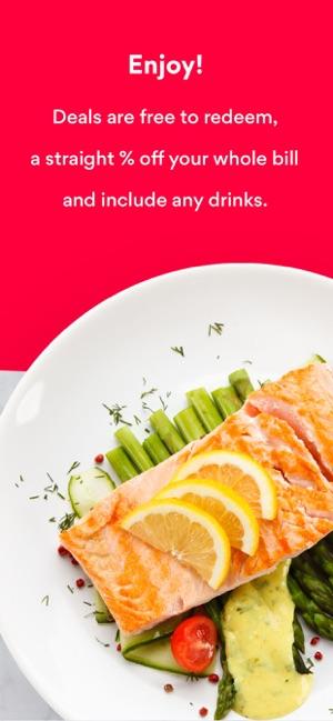 EatClub- Live Restaurant Deals on the App Store