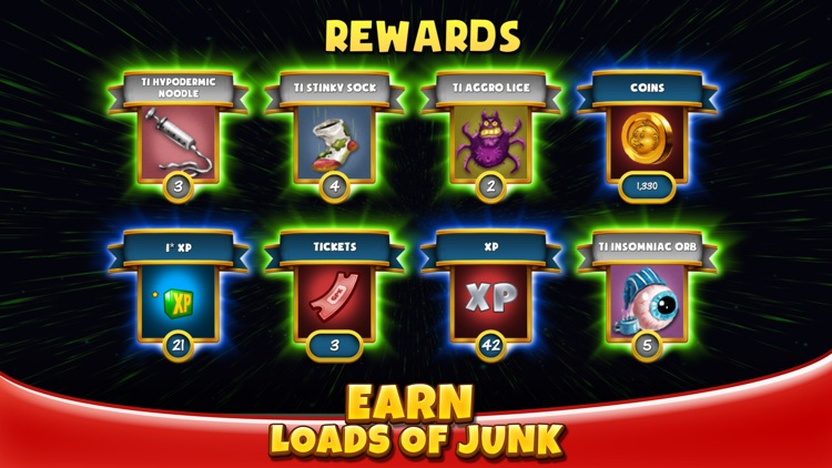 Garbage Pail Kids: The Game screenshot-3