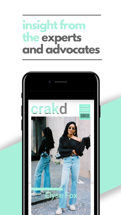 crakd Magazine Screenshot